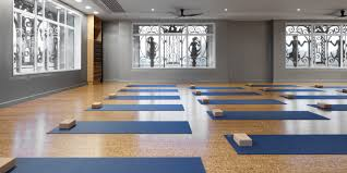 luxury gyms and fitness clubs in london with pilates studios