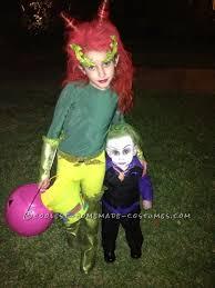 Joker Halloween Costume Kids Poison Ivy Halloween Costume Diy Caprict