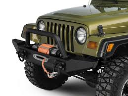 1997 2006 jeep wrangler front bumpers extremeterrain free shipping