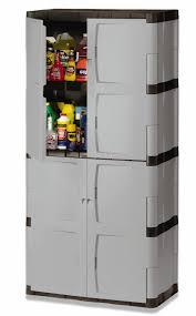 Fuel Storage Cabinet Rubbermaid Fg708300michr Full Double Door Cabinet
