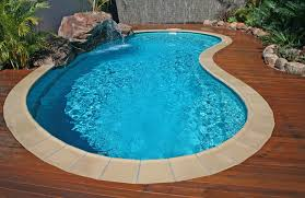 shapes of pools kidney swimming pool design on wooden deck quecasita