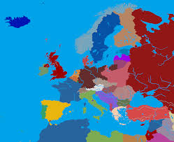 Map Of Europe Game by Forum Game Alternative Ww2 Scenario European Front Paradox