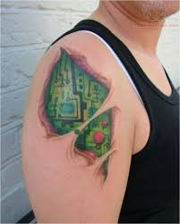 tattoo ideas for engineers 54 career tattoos for those who love what they do ritely