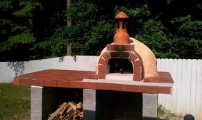 Diy Backyard Pizza Oven by Diy Outdoor Wood Pizza Oven From Modular Oven Kit