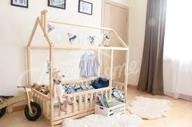 house bed 160x70 80 90cm montessori bed house play house