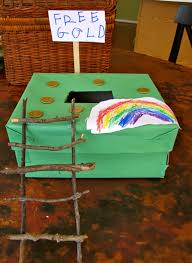 make a leprechaun trap creekside learning