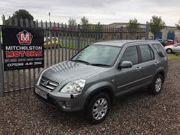 used honda cr v 2006 for sale motors co uk