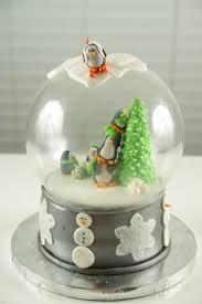 best 25 globe cake ideas on pinterest travel cake 3d cake i made this snow globe cake for my office christmas