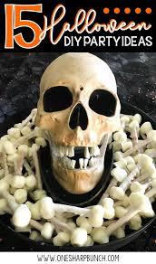 halloween vegetable skeleton one sharp bunch 15 diy halloween party ideas for the classroom