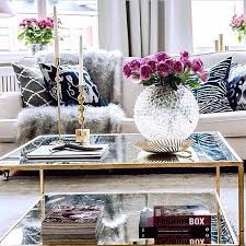 Living Room Table Decoration 5 Key Pieces For A Chic Coffee Table Coffee Glass And Key