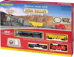 bachmann echo valley express set