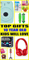 best gifts for 10 year olds tween 10 years and toy