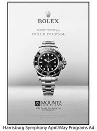 rolex ads 2016 mountz advertising