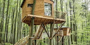 Treehouse Europe - the most unique exclusive and unusual hotels in europe