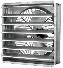 shutter exhaust fan 24 triangle engineering gpx2413 24 shutter exhaust fan 5460 cfm