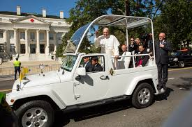 mobil jeep offroad jeep popemobile pope francis u0027 fleet of wranglers are cool but
