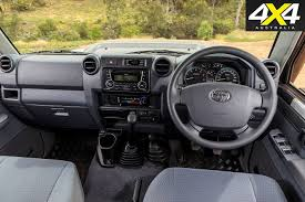 toyota land cruiser 2017 2018 toyota landcruiser 70 series review