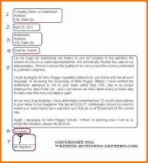 layout of business letter writing formal business letter formats semiblock formal letter format