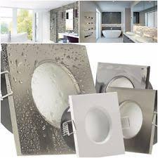 bathroom downlights 12v ebay