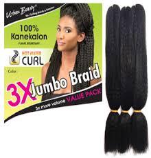 packs of kanekalon hair 3x jumbo kanekalon braiding hair braids and wigs