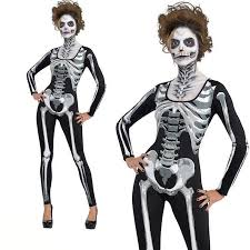 Bat Costume Halloween Womens Skeleton Jumpsuit Promotion Shop Promotional Womens