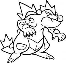 pokemon coloring pages totodile photos bild galeria pokemon coloring pages feraligatr