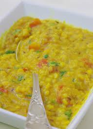 cuisine indiennes cuisine indienne lentilles le dal fry de cuisine indienne