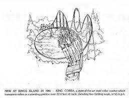 newsplusnotes a blast from the past u2013 kings island u0027s king cobra