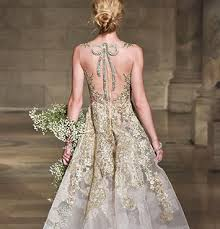 wedding dress designs reem acra reem acra s designs epitomize global by