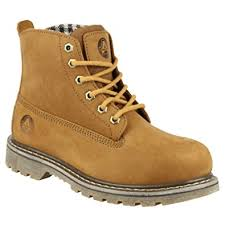 womens safety boots uk amblers fs103 womens safety boots amazon co uk shoes bags