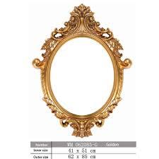 online get cheap wood framed bathroom mirrors aliexpress com