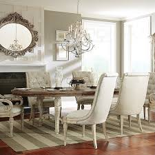 Jessica Mcclintock Dining Room Set Other American Drew Camden White Round Dining Table Set