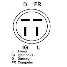 honda crx alternator wiring honda schematics and wiring diagrams