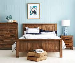 Bedroom Furniture Campbelltown Woodland Bed Frame Rustic Bedroom Furniture Forty Winks