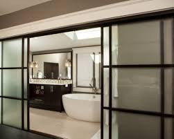 bathroom sliding door designs bathroom sliding door home design