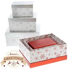 where can i buy christmas boxes buy christmas gift box set 24 boxes at home bargains