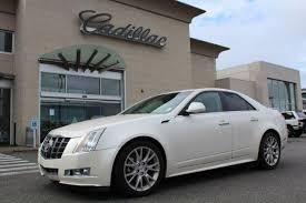 used 2012 cadillac cts 2012 cadillac cts sedan for sale in fife 1g6ds5e35c0123490