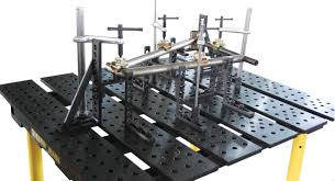 Strong Hand Welding Table Buildpro Framing Application