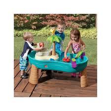 step 2 water table with umbrella splish splash seas water table step2