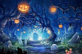 teen titans halloween background pictures desktops halloween jigsaw puzzle android apps on google play