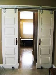 Doors Interior Design by Closet Barn Doors Bypass Rolling Door Designs Online Resource For