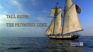 tall ships the american privateer lynx video