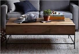 Rustic Storage Coffee Table Rustic Storage Coffee Table