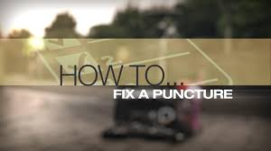 help u0026 advice how to repair a bike puncture guide video