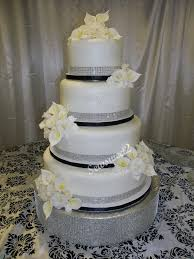 bling ribbon decorate the cake bling bases are affordable