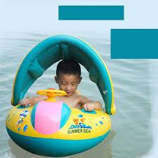 siege bebe gonflable gonflable de natation float siège bébé piscine et accessoires pvc