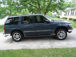 ford explore 1998 1998 ford explorer information and photos zombiedrive