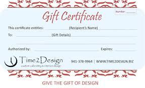 Home Design Gifts by Interior Design Certificates Dkpinball Com