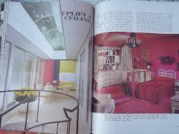 Retro Vintage Home Decor Vintage Home Decor Magazines Lot Retro Mod Furniture Decorating