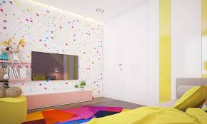 Wall Paint Patterns by Kids Bedroom Paint Ideas For Walls Rectangular Purple Plain Modern